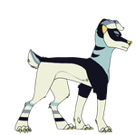 Cool doggo 1 by Neon-Spots-Adopts