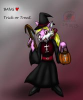 2015 Halloween: Inquisitor Katey by Snowfyre