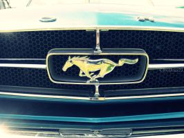 Ford Mustang by Alcas23