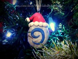 World of Warcraft / Hearthstone Christmas Ornament by Euphyley