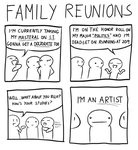 Family Reunions by EllieMapleFox
