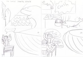 assassin stealth whales in dishonored world by rabidminimoose