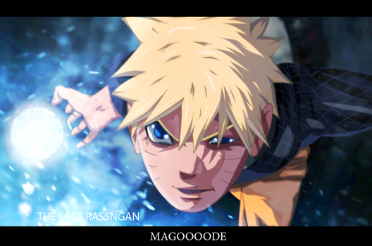 THE LAST RASSNGAAN ! by Magooode