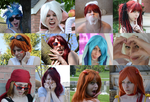 The many faces of the Derp Queen, Shelle by shelle-chii