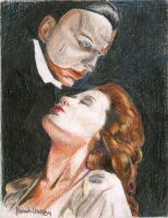 Phantom of the Opera by hannahisabelle