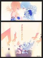Fairy tail - 328 by ZeroooArt