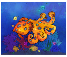 MR OCTOPUS by nettlebeast