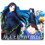Icon Folder - Accel World by Khiciy