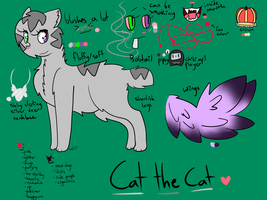 :read description: cat reference 2014 by rovdjuur
