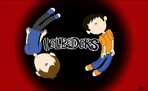Hellbenders with Chris and Zach by KCampbell499