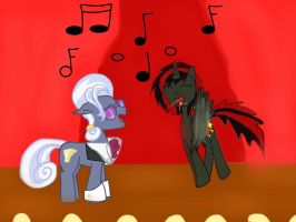 Contest Prize: Hoity Toity and Dubstep singing by Burstalicious