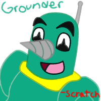 Grounder Bot by CountRamsely