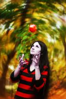 Cosplay  Adventure Time , Marceline by Nadin666999