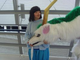 MCM expo: Spirited away by LabyrinthLadyLover