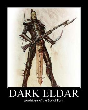 Dark Eldar by Jamstar501st