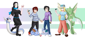 Awesome trainers - part 3 by FabiLuv