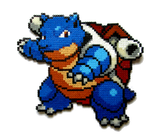 #009 - Blastoise by Aenea-Jones