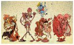 Monster Cereals by Themrock