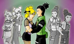 ShikaTema: THen,Now,Together 2 by mattwilson83