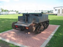 Canadian Universal Carrier by Specter114