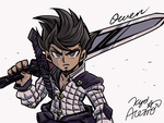 [THE LEGEND OF LEGACY] Owen by Kyo-Akemori