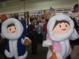 Epic Ice Climbers by Le-sugar-n-spice