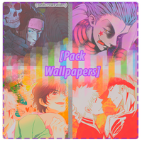 Pack Wallpapers {anime} by RedCrowFallen