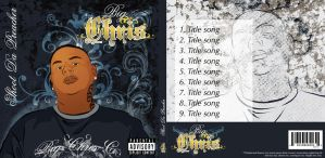 Big Chris CD cover by 16F