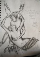 Eros and Psyche by Oranjes