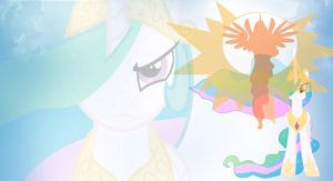 Princess Celestia by raredash