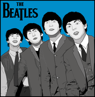 The Beatles Square by MD3-Designs