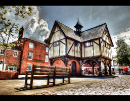 The old school house, Market Harborough 2012 by yatesmon