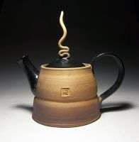 Teapot - Heath Reed Pottery by heathwreed
