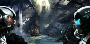crysis 2-2 by Damrick