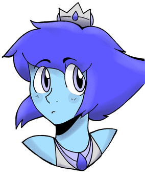 Princess Lazuli~ by Sugared-Almond