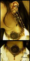 The Dreamcatcher Jewelry Set by JynxsBox