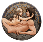 Cendre and Faust by Lily-Fu