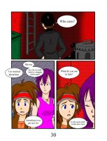 Digimon Heroes Page 30 by mallfoxgreen