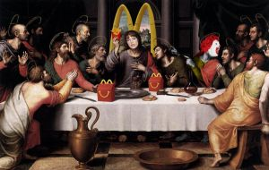 The Last McSupper by mapacheanepicstory