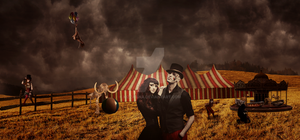 The Dead Ring Circus by Kizzarina