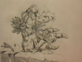 Broly 10 by foxtrot20