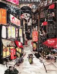 Streets of Tokyo by atomier