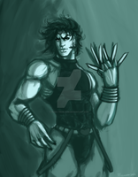 DIO (WIP) by pizza-tron-2010