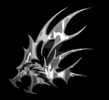 FerWolf Symbol - B R Version by Dark-Firefox