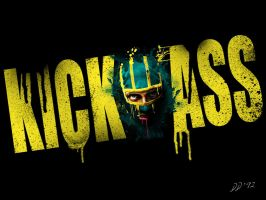 Wallpaper KICK-ASS by Dario4Slash