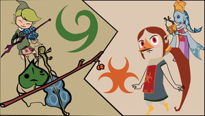 The Sages ~Wind Waker~ by Oldhat104