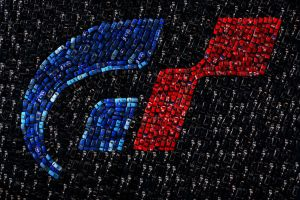 Gran Turismo 5 Logo We Love Cars Wallpaper by GT4tube
