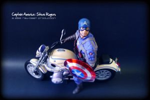 Hot Toys - CAPTAIN AMERICA 4 by jaysquall