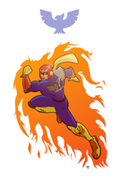 Captain Falcon-01 by MissleMan