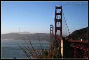 Golden Gate Bridge by DarkestFear